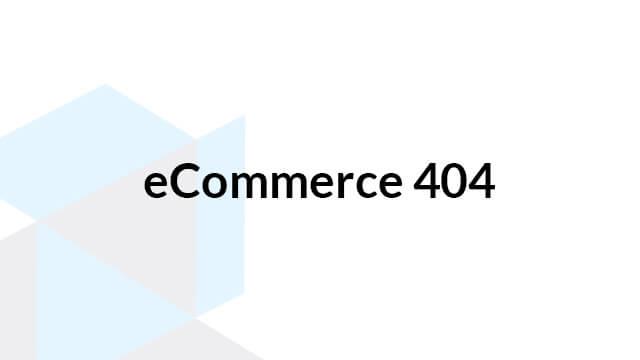 ecommerce404